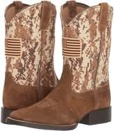 Ariat Patriot Antique Cowboy Boots