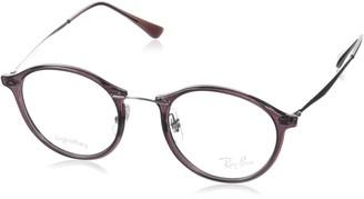 Ray-Ban Women's 0RX 7073 5740 49 Optical Frames