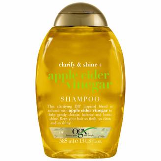 OGX Clarify & Shine+ Apple Cider Vinegar Shampoo 385ml