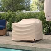 BEIGE Freeport Park Lined Patio Chair Cover Freeport Park Color