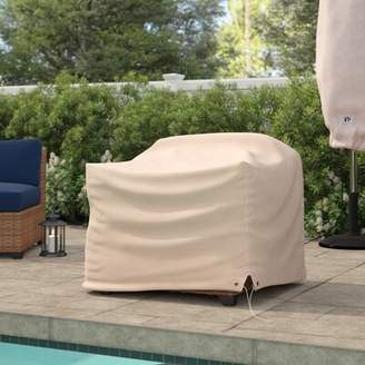 BEIGE Freeport Park Lined Patio Chair Cover Freeport Park Color