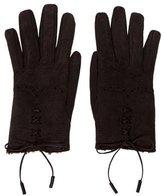 Hermes Shearling-Lined Gloves