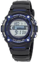 Casio Tough Solar Illuminator Mens Tide & Moon Digital Sport Watch WS210H-1AVCF