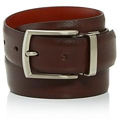 Trafalgar Men's Reversible Leather Belt