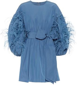 Valentino Cotton-blend minidress