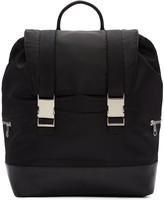 A.P.C. Black Arnaud Backpack