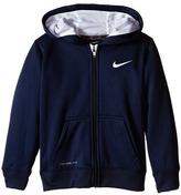 Nike KO 2.0 Full Zip Hoodie (Little Kids)
