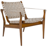 Safavieh Couture Dilan Safari Chair