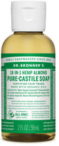 Dr. Bronner's Liquid Castile Soap 59ml - Almond