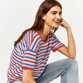 Warehouse Tri Stripe Colour Tee