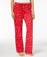 Hue Printed Knit Pajama Pants