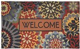 American Rug Craftsmen Mohawk Home Doorscapes Dimensional Scatter Mat, 1'6x2'6, Multi