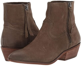Frye Rubie Zip (Fatigue Vintage Leather) Women's Boots