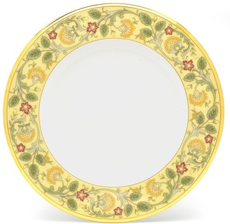 Noritake Golden Pagentry Accent Plate 9-inches