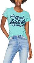 Superdry Women's the Real Brand Tee Kniited Tank Top