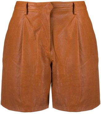 Rag & Bone High-Waist Shorts