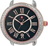 Michele Women's Serein 16 Diamond Rose Gold, Diamond Dial Watch