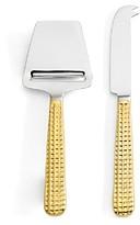 Michael Wainwright Manhattan Gold Cheese Shaver & Knife Set