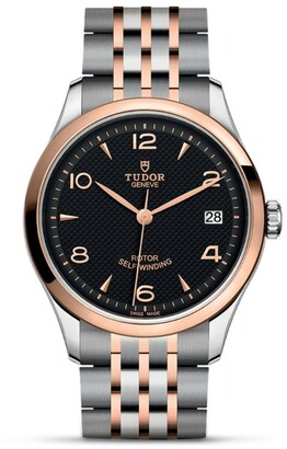 Tudor 1926 Stainless Steel and Rose Gold Watch 36mm