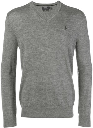 Polo Ralph Lauren Classic V-Neck Sweater