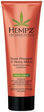 Hempz Sweet Pineapple & Honey Melon Herbal Volumizing Conditioner, 9-oz, from Purebeauty Salon & Spa