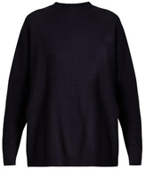 Ellery Grace open-back sweater