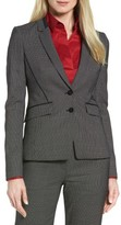 BOSS Women's Jelisana Stretch Wool Suit Jacket