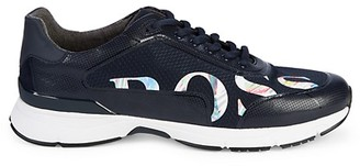HUGO BOSS Velocity Low-Top Sneakers