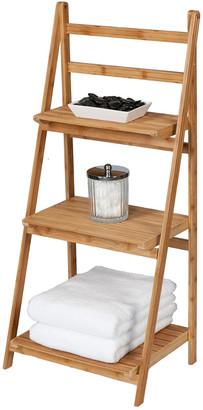 Creative Bath 3 Shelf Folding Tower
