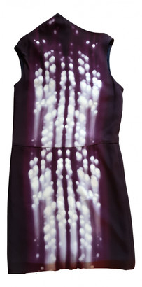 Narciso Rodriguez Multicolour Synthetic Dresses
