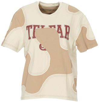Telfar Logo Patchwork T-Shirt