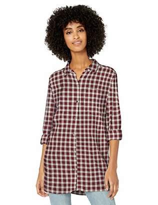 Goodthreads Modal Twill Long-sleeve Button-front ShirtXXL