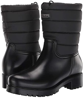 Skechers Pouring - Free Wash (Black) Women's Boots