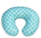 Boppy Classic Plus Reversible Slipcover in Teal Trellis