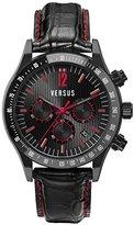 Versus By Versace Men's SGC040012 Cosmopolitan Analog Display Quartz Black Watch
