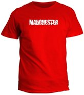 Idakoos Madchester Simple - Music - T-Shirt