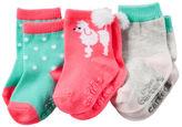 Carter's 3-Pack Socks