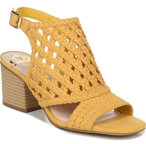 Fergalicious Viv Block Heel Dress Sandals Women's Shoes
