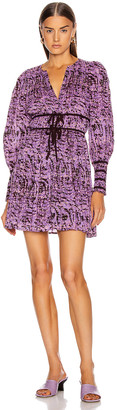 Ulla Johnson Kesia Dress in Lavender | FWRD