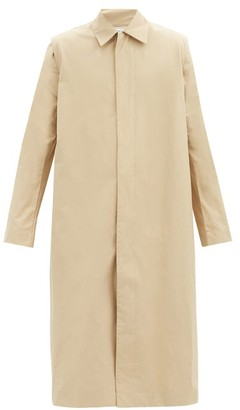 Bianca Saunders - Panelled Cotton-blend Trench Coat - Beige
