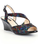 Alex Marie Averee Wedge Sandals