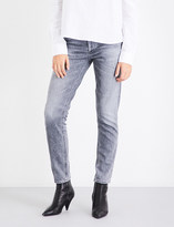 A Gold E AGOLDE Jamie straight high-rise jeans