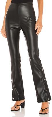 Line & Dot Kourtney Vegan Leather Pant