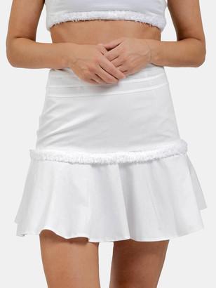 Palmier North Sea Ruffle Skirt