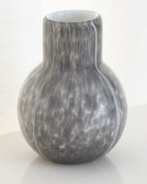 Global Views ONE BUBBLE VASE-LIGHT GREY