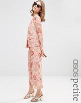 Asos Floral Pajama Pant