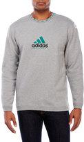 adidas Graphic Logo Fleece Sweatshirt