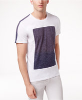 INC International Concepts Men's Indigo Dyed Cotton T-Shirt, Only at Macy's