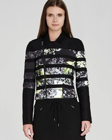 BCBGMAXAZRIA Jacket - Tess Stripe