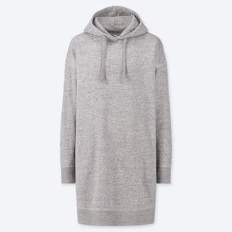 Uniqlo WOMEN Sweat Hoodie Long Sleeve Dress